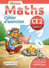 Cahier iParcours CE2