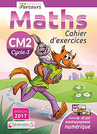 Cahier iParcours CM2