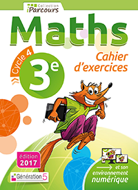 Maths 3ème - Cycle 4