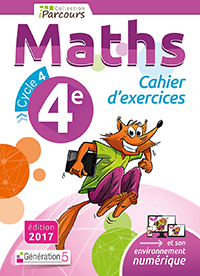 Maths 4ème - Cycle 4