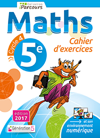 Maths 5ème - Cycle 4